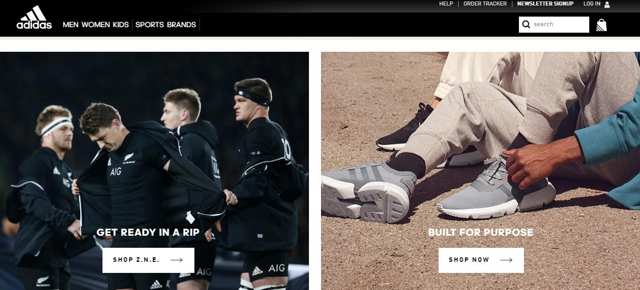 Adidas Promo codes at HotOz