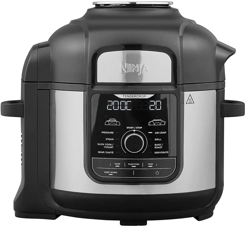 Ninja Foodie Max Multi-Cooker – Your Very Own Kitchen Warrior