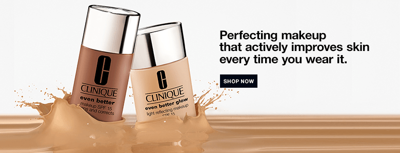Clinique Promo codes at HotOZ