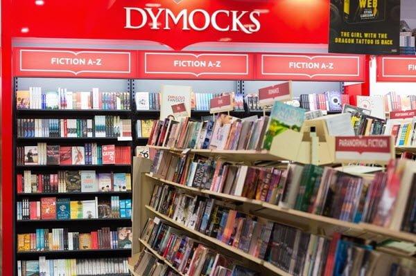 Dymocks Books Promo codes at HotOZ