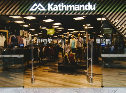 Kathmandu Promo codes at HotOZ