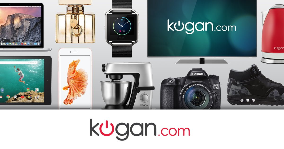 Kogan.com Promo codes at HotOz