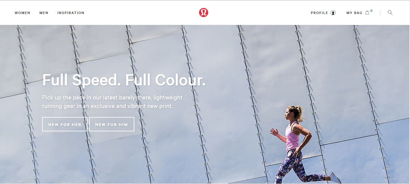 Lululemon Promo codes at HotOz