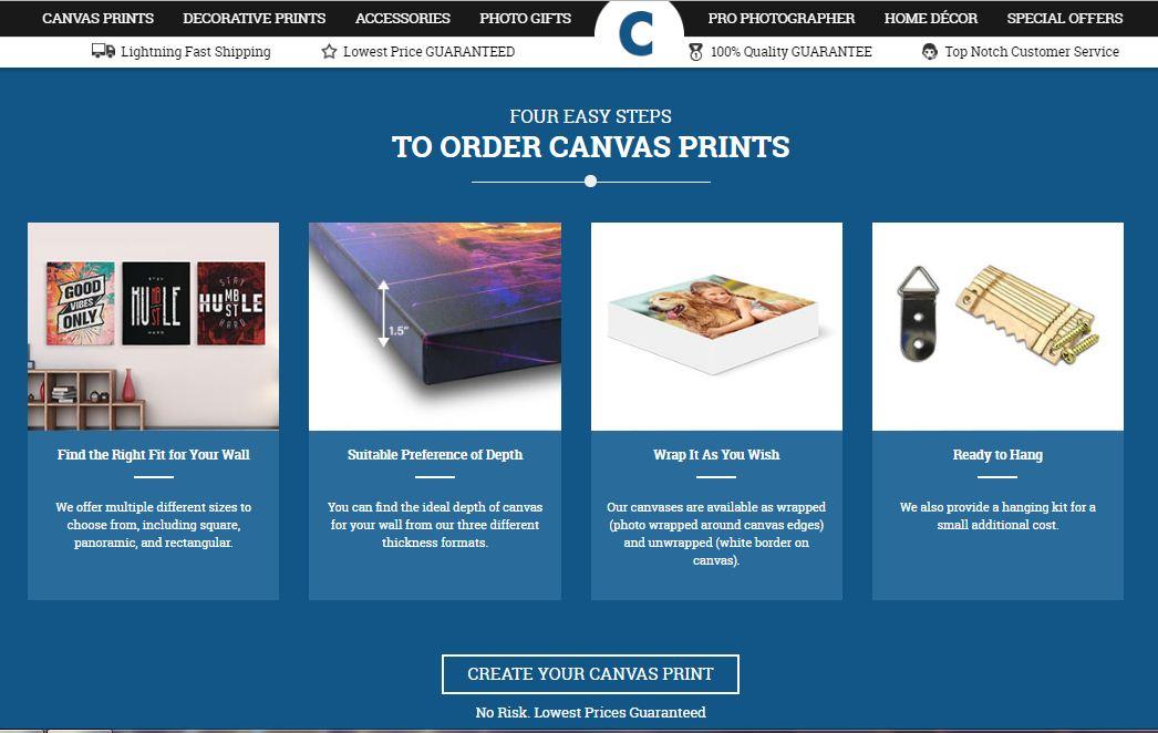 Canvas Champ Coupon codes at HotOz