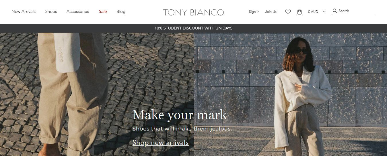 Tony Bianco Discount codes at HotOz