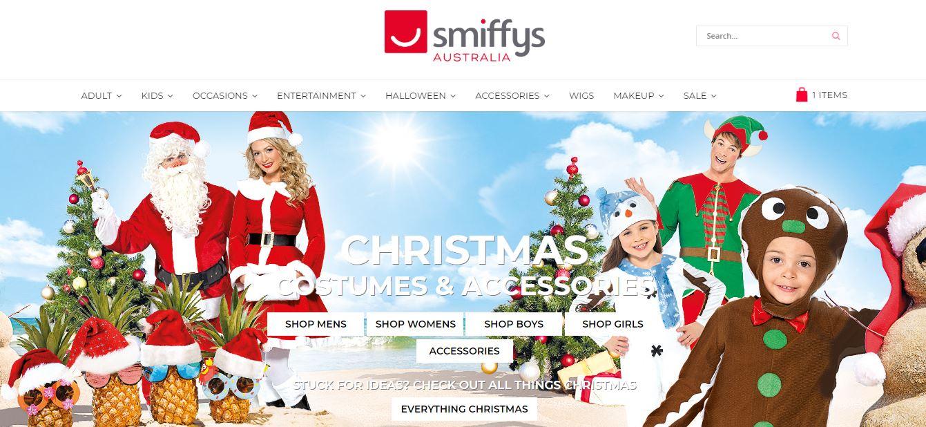 Smiffys Coupon codes at HotOz
