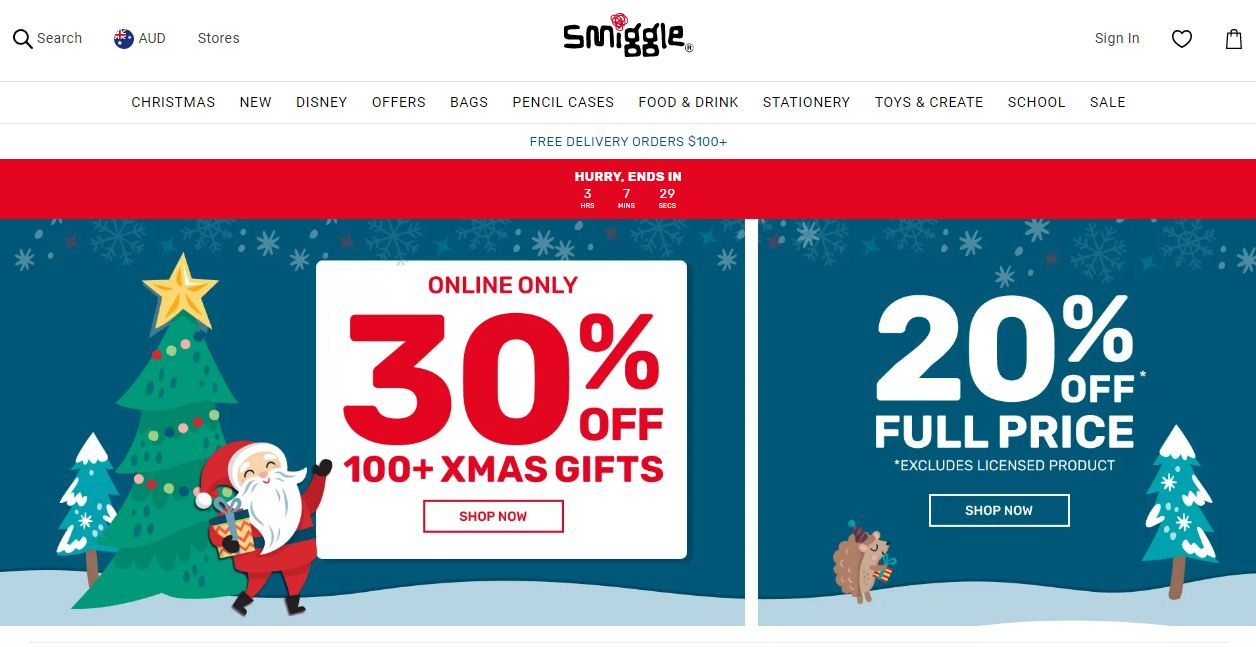 Smiggle Discount codes at HotOz