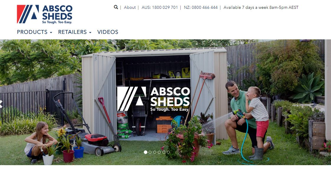 Absco Sheds discount codes at HotOzcoupons.com.au