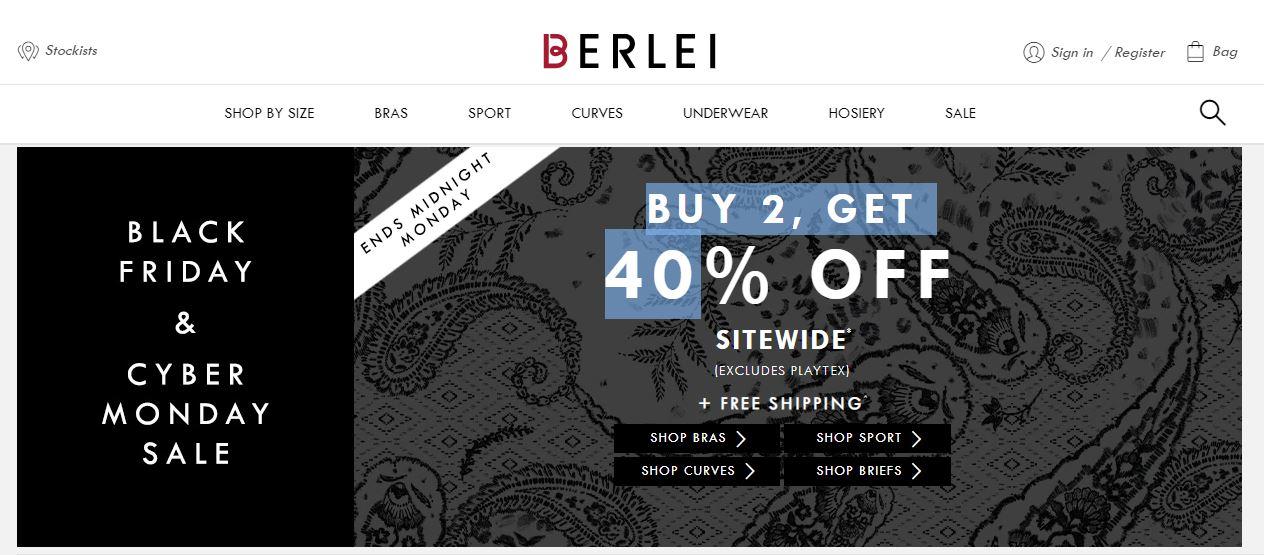 Berlei Promo codes at HotOzcoupons.com.au
