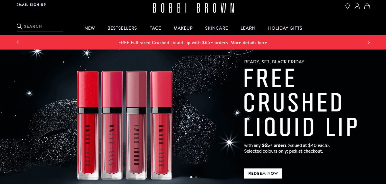 Bobbi Brown Promo codes at HotOzcoupons.com.au
