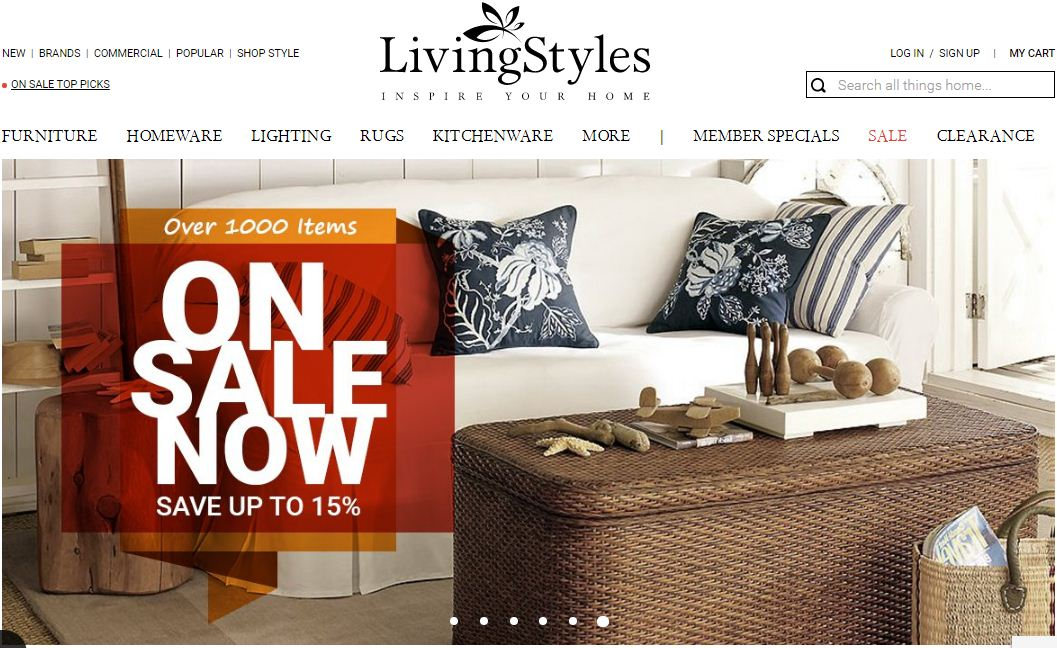 LivingStyles Coupon codes at HotOzcoupons.com.au