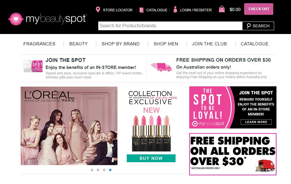 My Beauty Spot Promo codes at HotOzcoupons.com.au