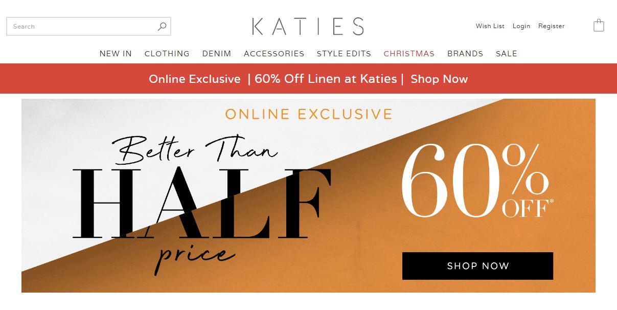 Katies Coupon codes at HotOzCoupons.com.au