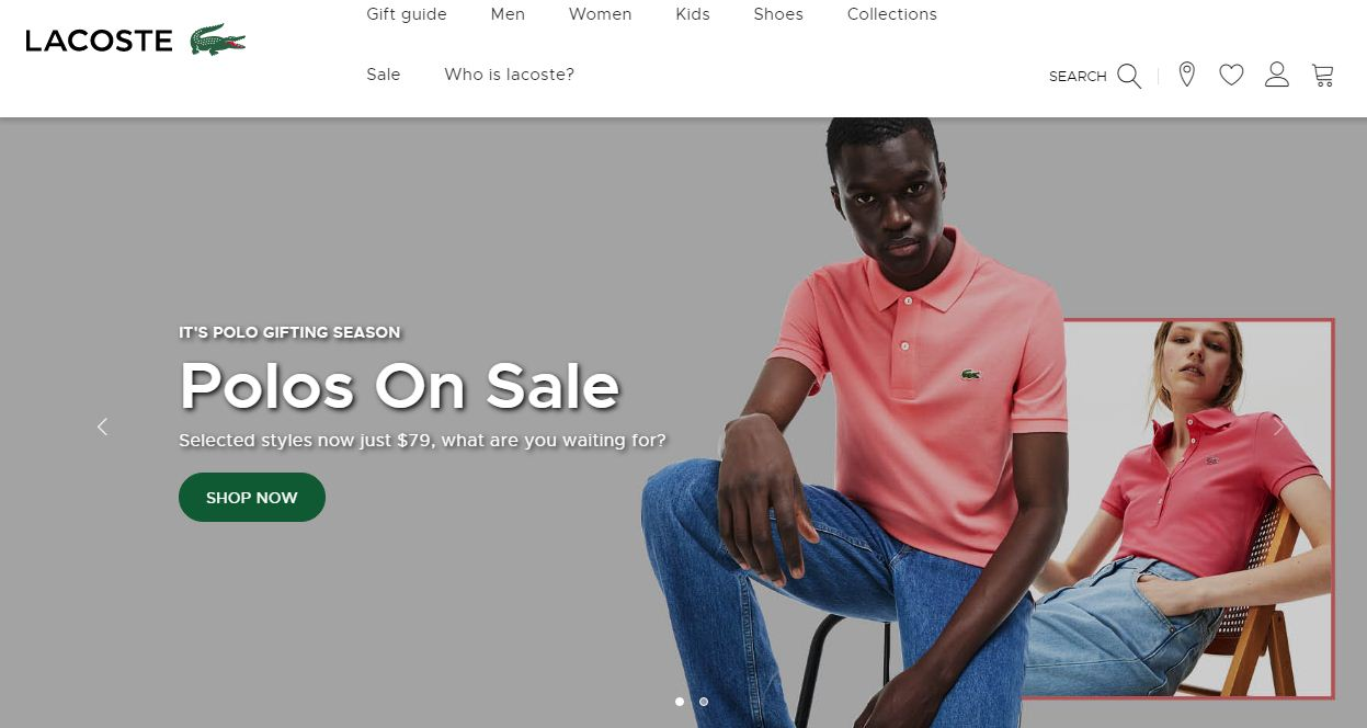 Lacoste Discount codes at HotOzcoupons.com.au