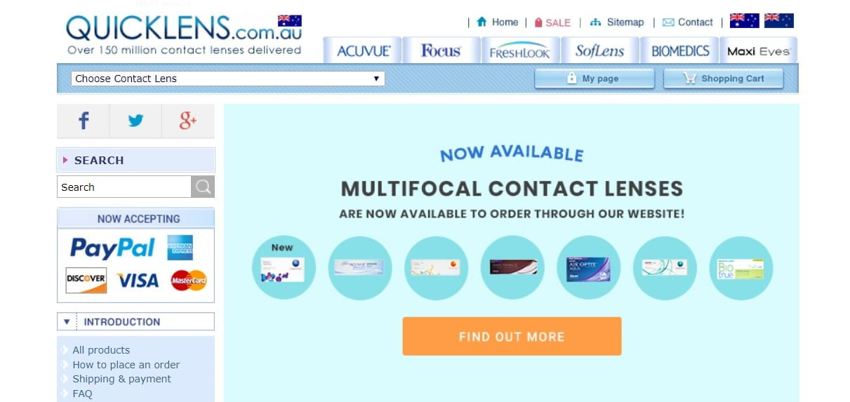 Quicklens Promo codes at HotOzcoupons.com.au