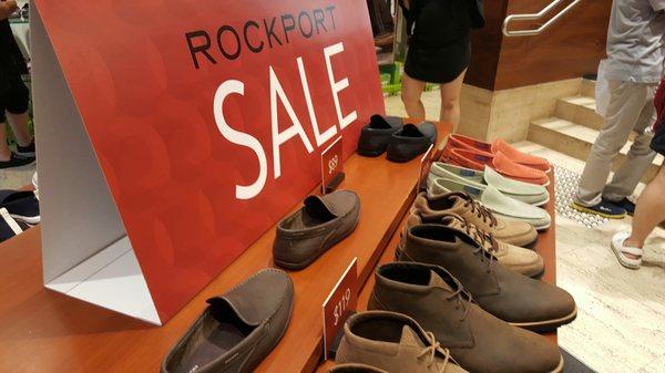 Rockport Promo codes at HotOz