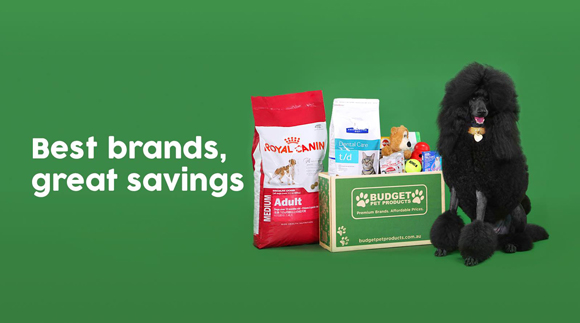Budget Pet Products Promo codes at HotOZCoupons