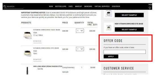 Bobbi Brown Discount codes at HotOZCoupons