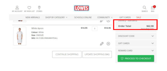 Lowes  Discount codes at HotOZCoupons
